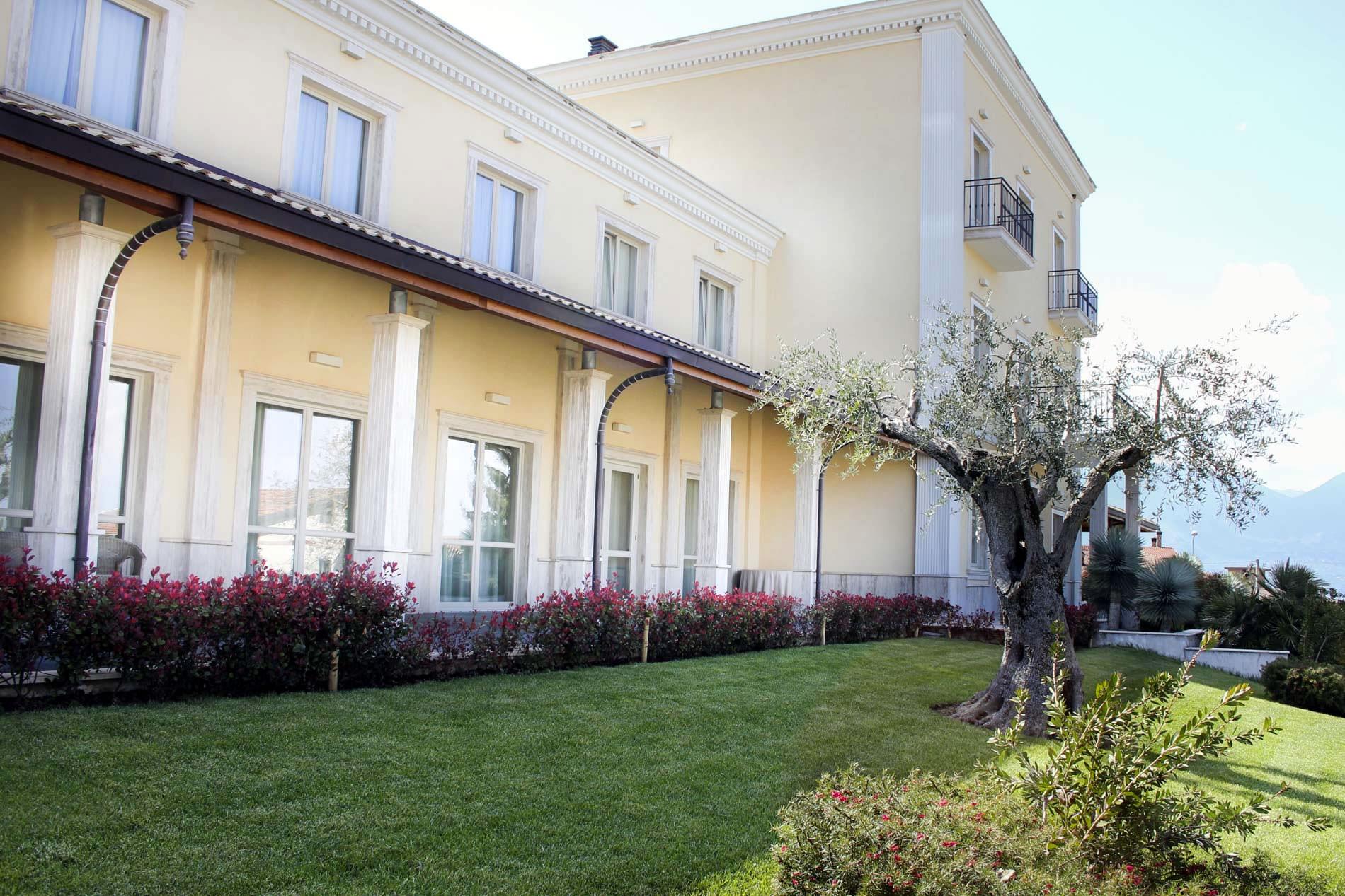 Hotel villa calvo