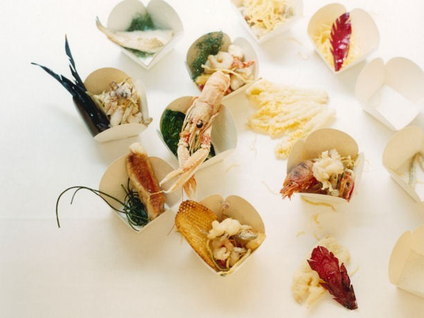 """La cucina di Villa Calvo si trasferisce per una serata speciale nell'antica Bergamo, al prestigioso evento """"Gli artisti dello Street Food 2017"""